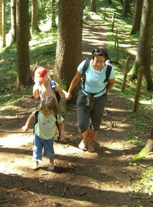Erlebniswandern mit kindern münchner umland