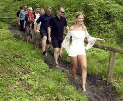 Barefoot Hiking Gallery